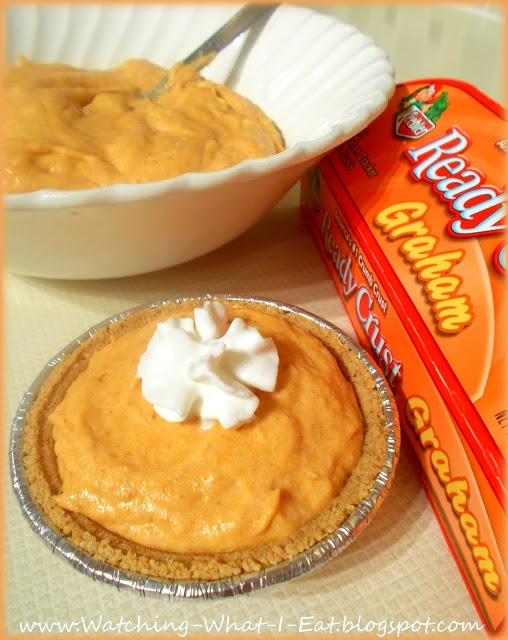 Easy Pumpkin Pie | YUMMY | Pinterest