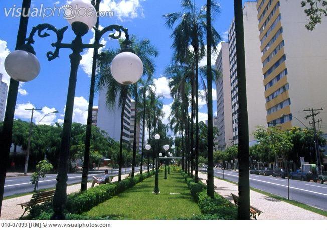 Goiania city, Goias State, Brazil