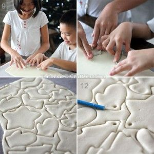 http://www.craftyredesigns.com/2013/12/11/easy-easy-salt-dough-for-ornaments-more/