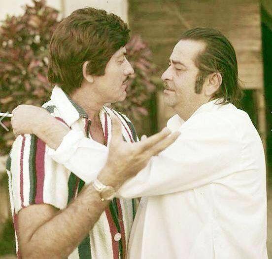 Raj Kumar & Raj Kapoor