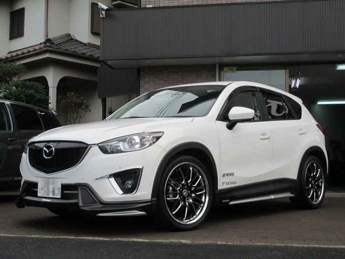 Cheap Used Cars For Sale >> Mazda CX-5 Kenstyle Styling | Mazda, Mazda cx5, Cars