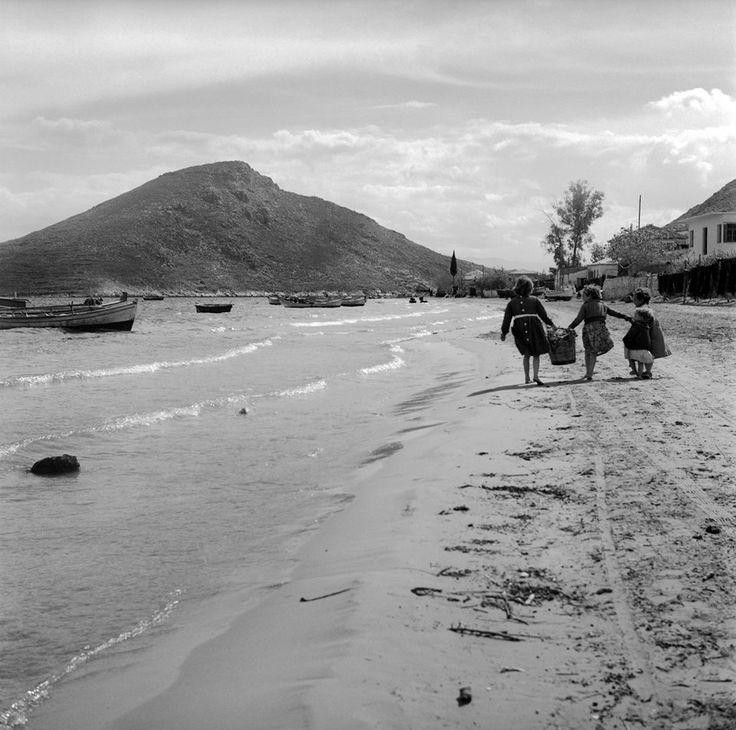 Νικόλαος Τομπάζης. Τολό, 1957 - ΦΩΤ ΑΡΧΕΙΑ ΜΟΥΣΕΙΟΥ ΜΠΕΝΑΚΗ