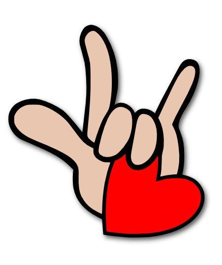 Download 93 best I Love You sign language images on Pinterest ...