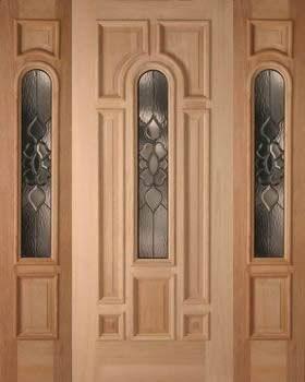 M s de 1000 ideas sobre puertas principales de madera en for Puertas principales madera
