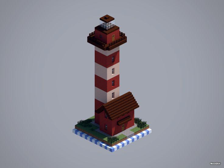 MCNoodlor: Lighthouse