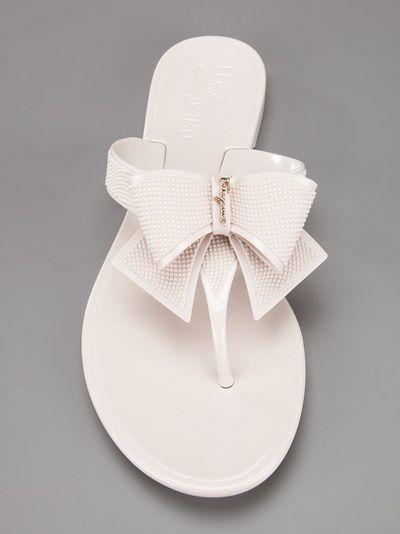 Salvatore Ferragamo 'Bali' Sandal