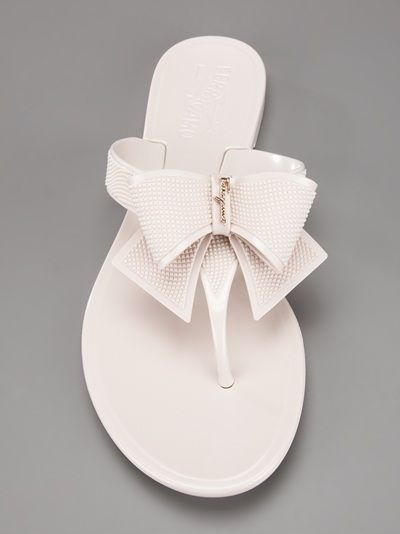 Salvatore Ferragamo 'Bali' Sandal, love these! just got them for Jamaica