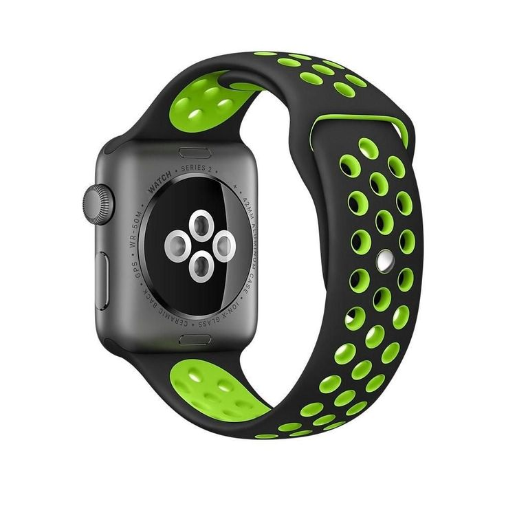 Apple Watch Band, Sport Silicone Strap - Spartan Watches - Top Apple Watch Bands & Luxury Watches