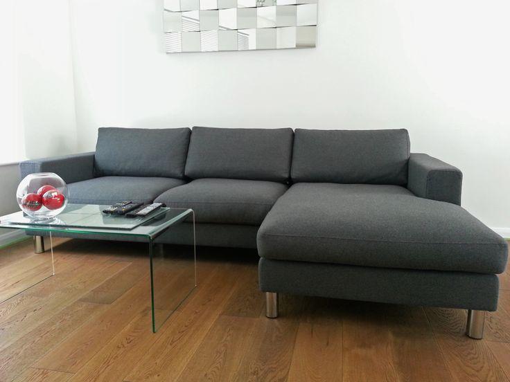 Designer Couch Bunt