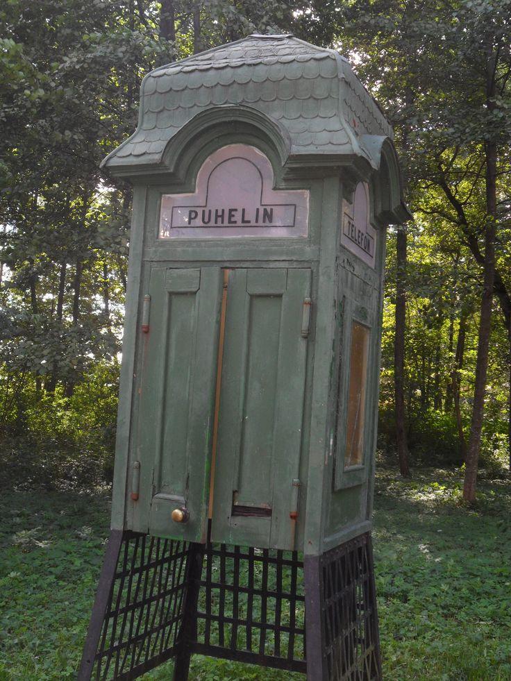 old call box