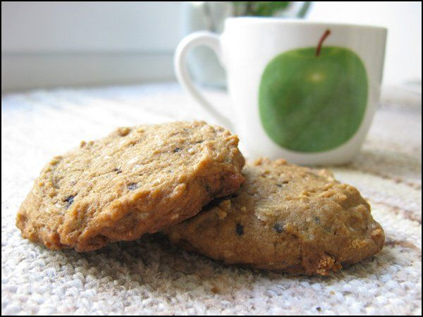 Кофейное печенье, быстро и вкусно