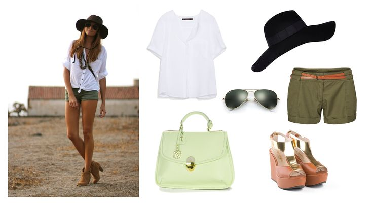 Get the safari look with Clara-Veritas Handbag! :)