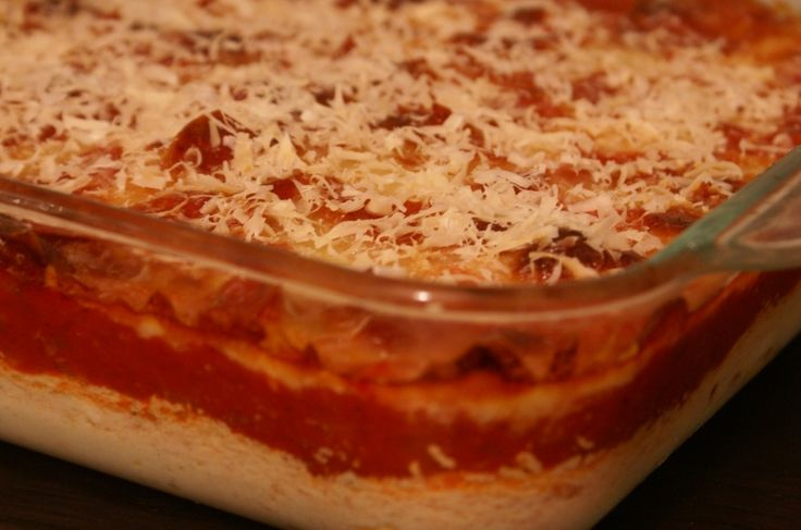 Guy Fieri's pepperoni pizza dip.  This is one of my favorite things to make for parties.
