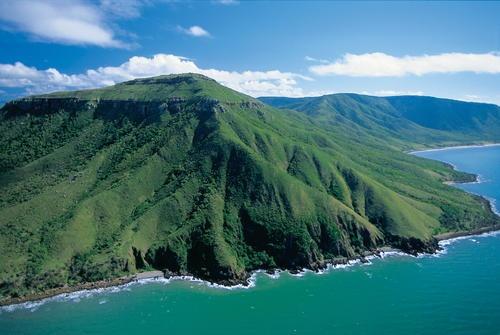 Port Douglas to cruise the Daintree River and explore the Cape Tribulation rainforest.
