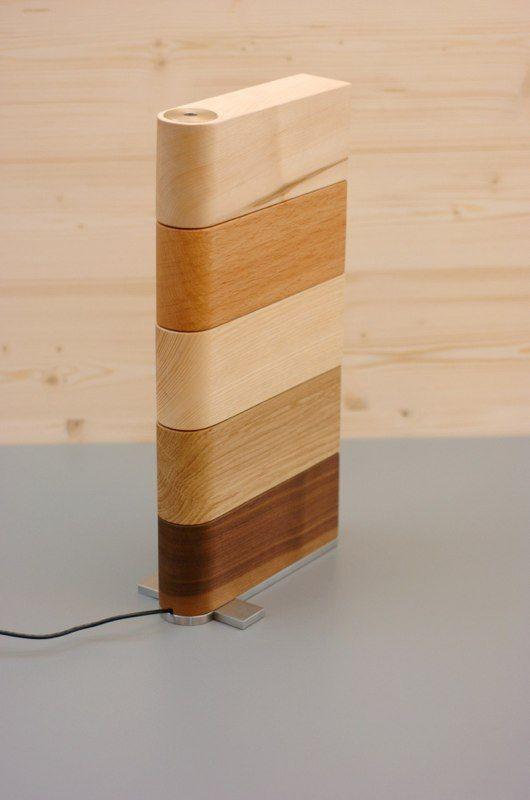 Side lamp por Thomas Lemut