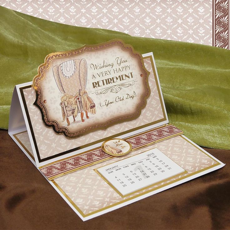 Hunkydory Making Memories die cut toppers & card