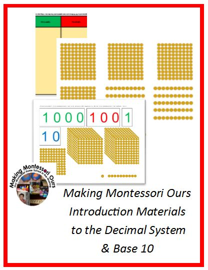 montessori geometry introduction The montessori math curriculum is presented to children first through concrete materials that allow for hands-on exploration of a concept exercises using the chains include the introduction to multiples of numbers and the concept of squaring and cubing geometry sensorial.