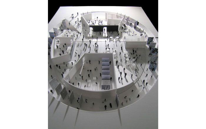 韓国ソウル 公共施設エコセンター コンペ案