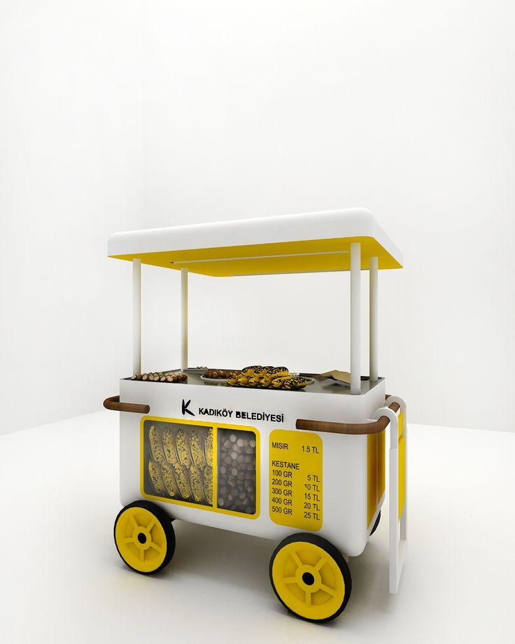 chestnut car, designed by labistanbul and Gülin Kara