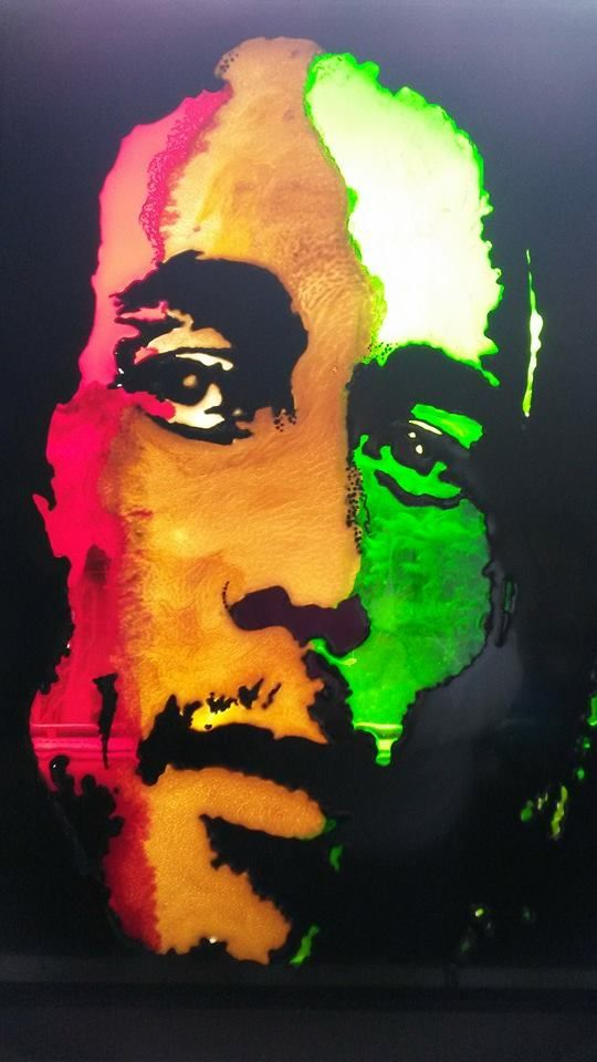 #BobMarley  follow me of facebook https://www.facebook.com/AngiesGlassworks