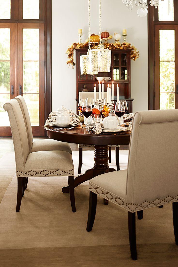Angela Flax Dining Chair