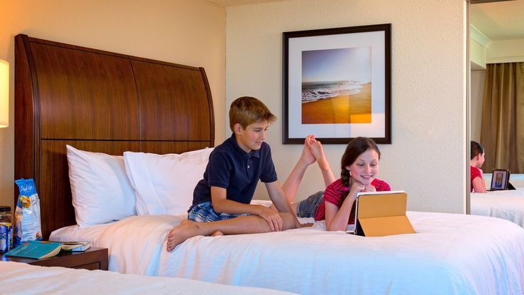Make our oceanfront guest rooms your home away from home at the Hilton Garden Inn Virginia Beach Oceanfront.