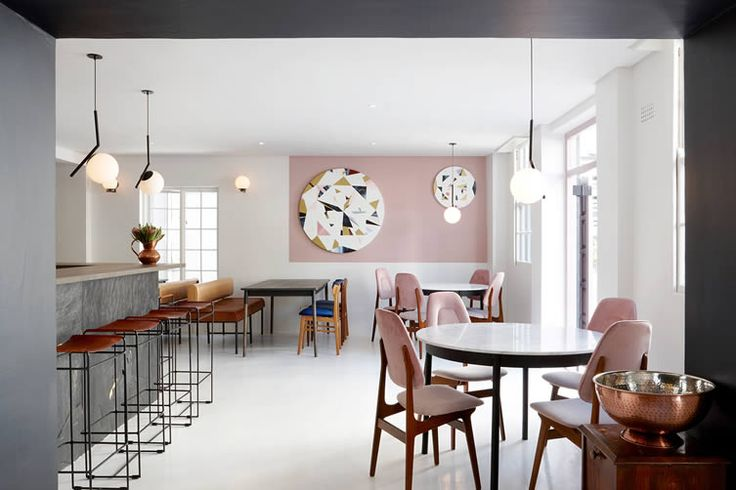 Cape Town meets Brooklyn, as foodie pals hide a real treat behind pink doors on fashionable Bree Street...