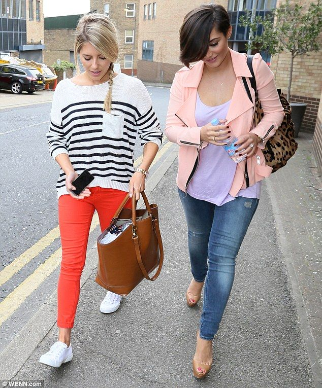 Mollie King, The Saturdays, Frankie Sandford