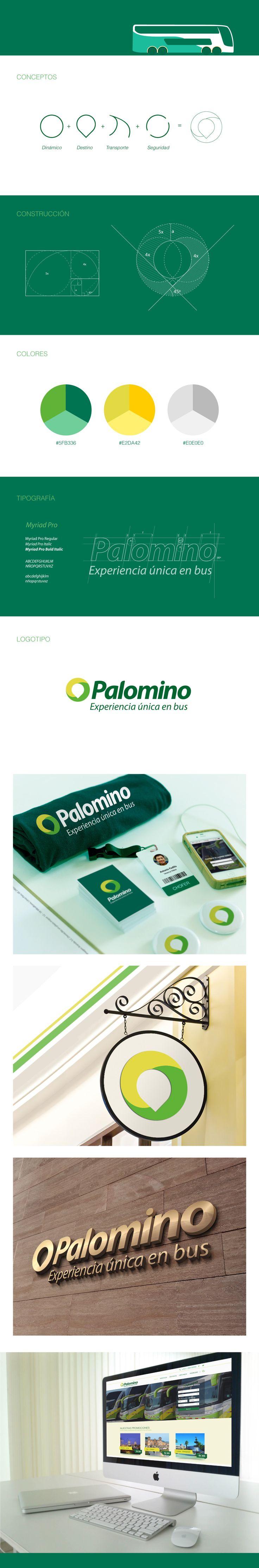 Palomino es una empresa de transporte interprovincial, que recorre el sur de Perú, el objetivo de este proyecto, es generar el 30% de ventas Online, mediante lo cual se elaboro estrategia digital.