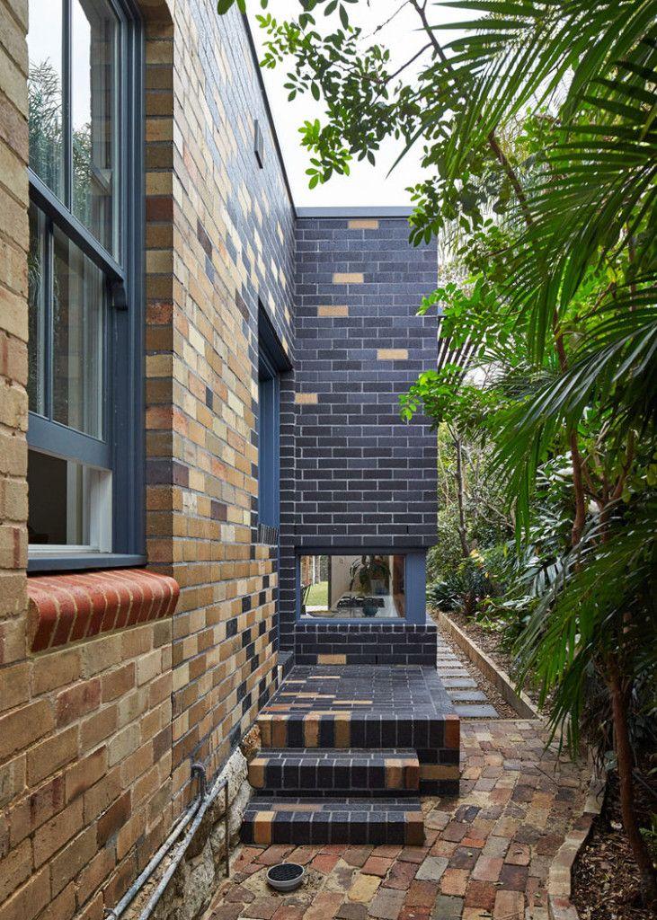 Bijl Architecture: cutting edge design   Australian Design Review   Photo by Peter Bennetts  #Architecture #Brick #Design