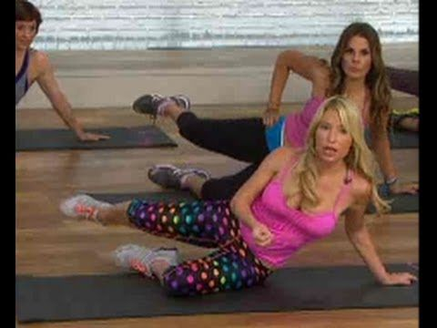 Tracy Anderson New Dance Workout - YouTube so honored to be this DVD metamorphosis with Tracy and the trainers!