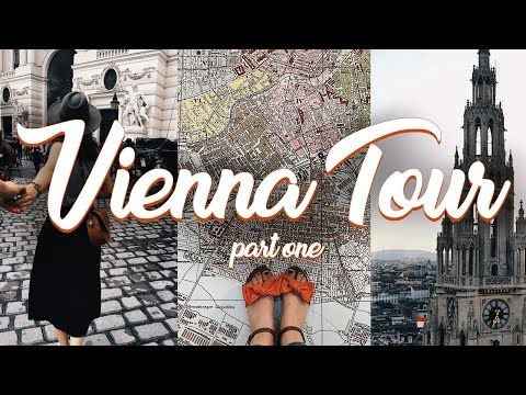 The Vienna Tour (city guide) - part one - YouTube