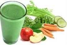 """Dr. Oz shares one of his favorite recipes he has made a few changes to the original Dr. Oz's Green Drink.    So why not jumpstart your mornings with this high-fiber, low-calorie breakfast drink.    Make the breakfast drink that Dr. Oz swears by! This """"green drink"""" is high in fiber, low-calorie and rich in vitamins."""