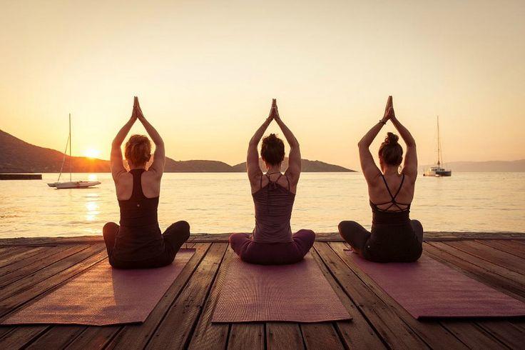 yoga retreat organisieren