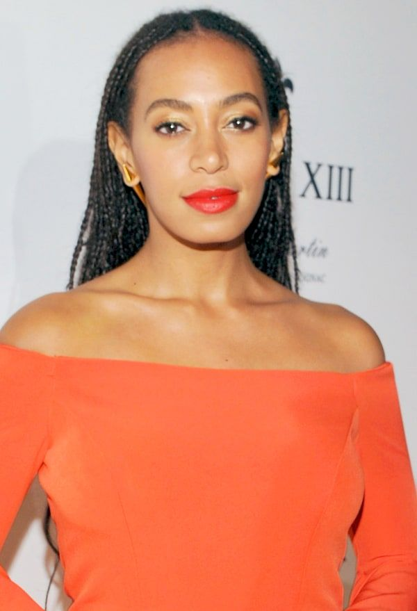 """Solange Knowles: My Insides """"Split in Half"""" When I'm Away From My Son - Us Weekly"""