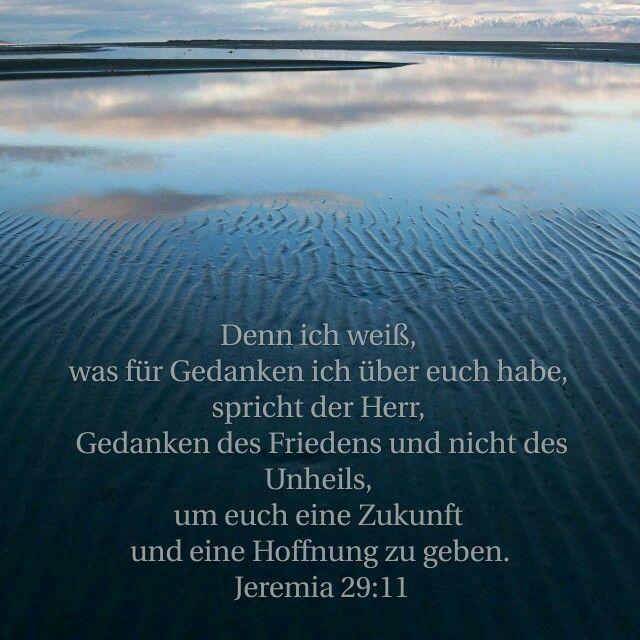 Jeremia 29, 11