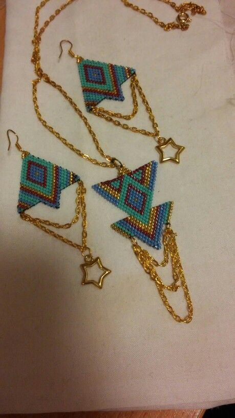 Peyote jeweller