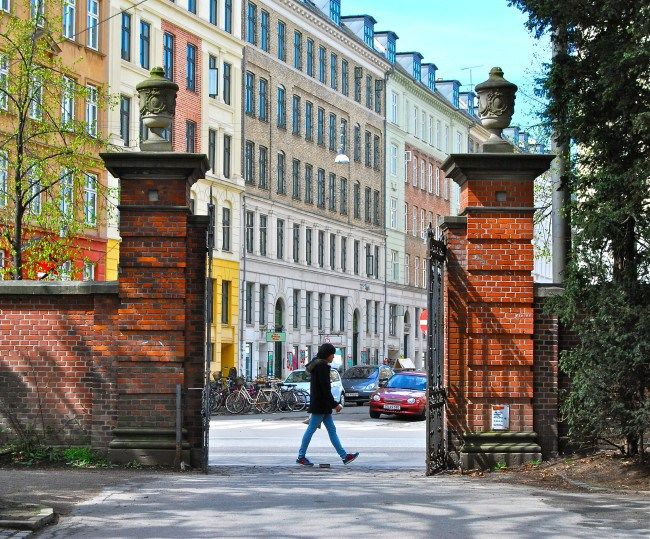 Copenhagen's Norrebro District - local restaurants. www.thisoffscriptlife.com #copenhagen #denmark
