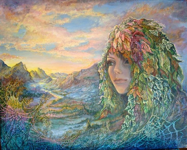 294 Best Fantasy Art 4 Images On Pinterest: 294 Best Josephine Wall My Favorite Arties. Images On