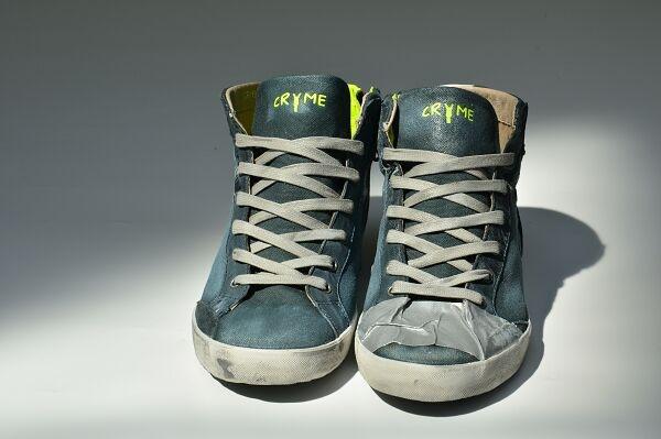 #Crime #Fashion - #Sneakers #Avion #Tape  www.crime-fashion.com