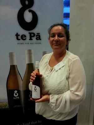 Check out te Pa's Julie Taylor showcasing our 2014 Rose. Wine reviewer Raymond Chan says: te Pa Marlborough Pinot Rosé 2014, made from Pinot Noir from the Wairau and Waihopi, carrying 7 g/L RS. Soft salmon pink colour, the nose is redolent of soft red florals lifted with a hint of confectionary. A lovely, refreshing, slippery palate has all the vinosity you need.