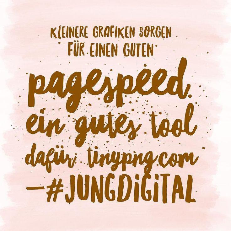 Pagespeed ist ein Rankingkriterium! #contentmarketing #seo #sea #onlinemarketing #conversionrates #suchmaschinenoptimierung #digitalmarketing #contentboosting #storytelling #jungdigital