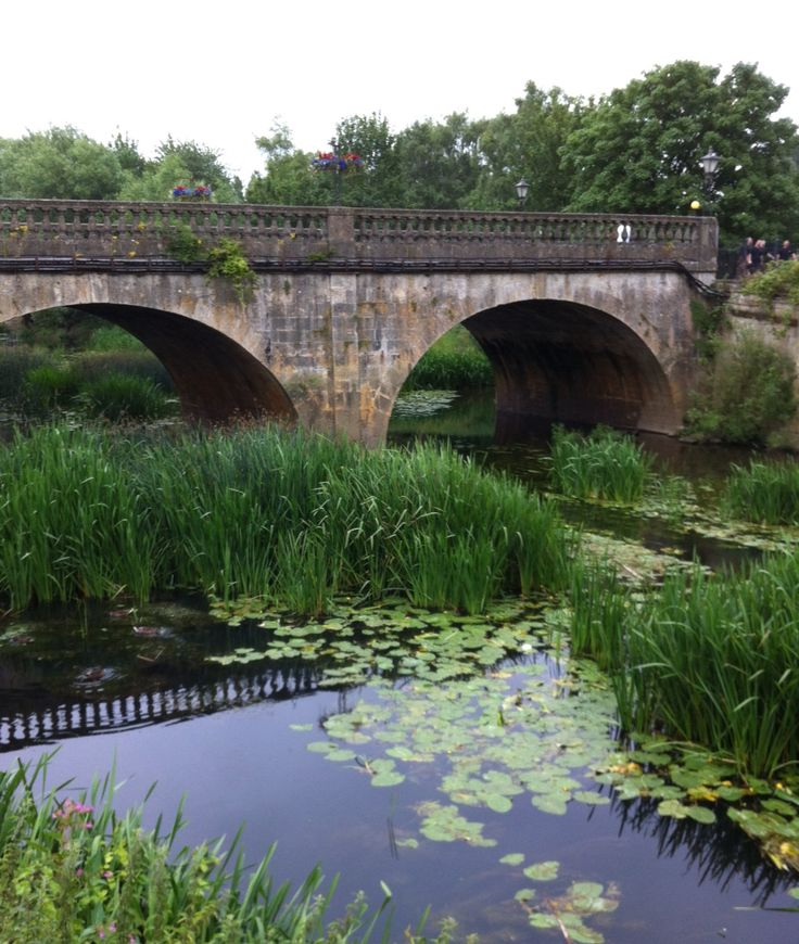 Melksham Town Bridge