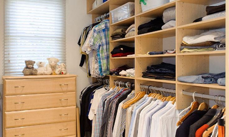 Is your built in Wardrobe making you sick? Read more about this project here: http://bit.ly/1EbMXOL