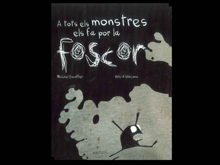 #Horadelconte A tots els monstres els fa por la foscor, de Michael Escoffier