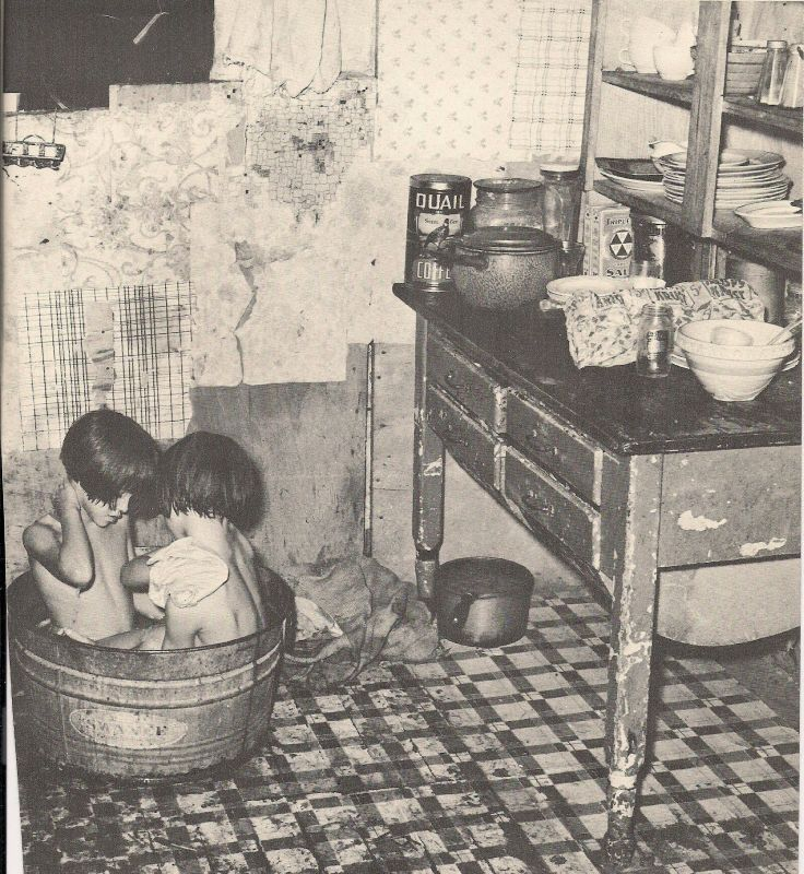 The Country Farm Home: The 1930s Country Bath