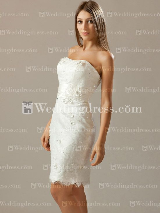 Beach Short Wedding Dresses