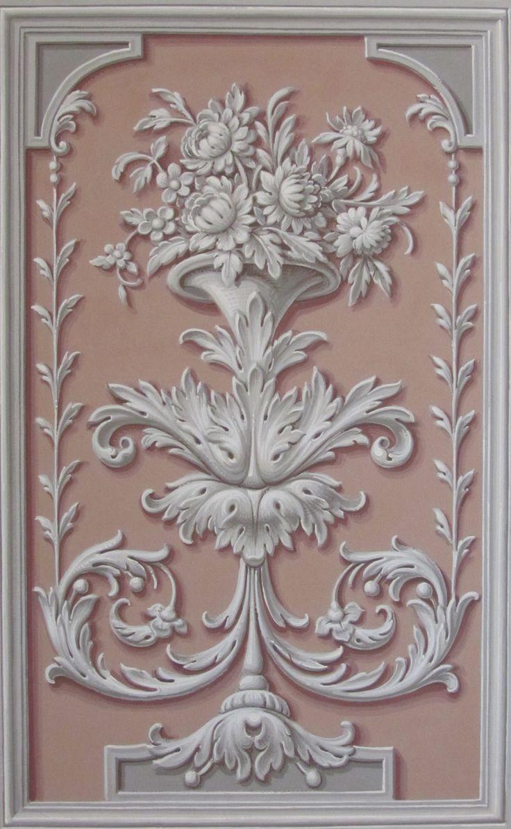 Miniature Printables - Wall Panel.