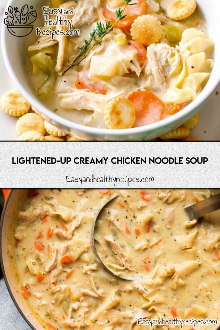 30 Homemade Noodle Soup Recipes That Promise Keep You Amazed – Ally Potwin