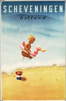 Scheveningen Holland